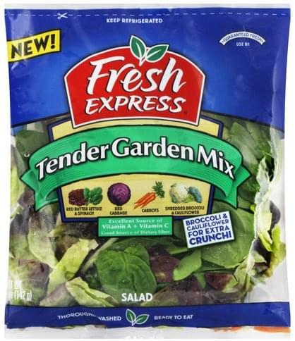 Fresh Express Tender Garden Mix Salad - 5 oz