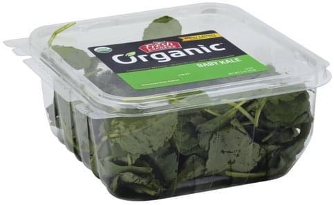 Fresh Express Organic Baby Kale - 5 oz