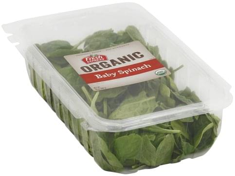 Fresh Express Baby Spinach - 10 oz