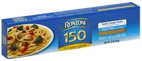 Ronzoni Spaghetti Thin