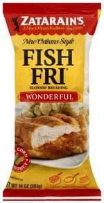 Zatarains Fish Fri Wonderful