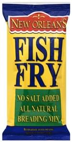 New Orleans Fish Fry