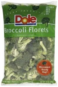 Dole Broccoli Florets