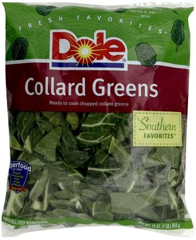 Dole Collard Greens - 16 oz