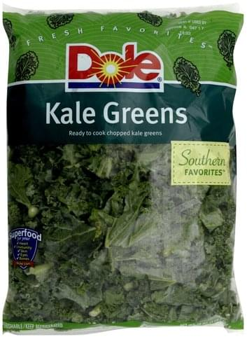 Dole Kale Greens - 16 oz