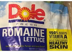 Dole Romaine Lettuce