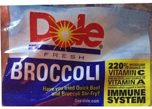 Dole Fresh Broccoli
