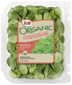 Dole Baby Spinach Organic