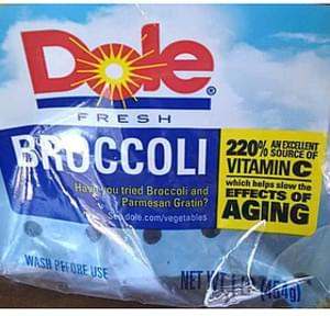 Dole Fresh Broccoli fresh