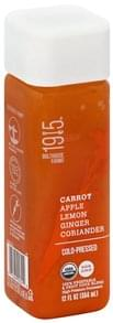 1915 100% Vegetable & Fruit Juice Blend Carrot
