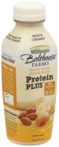 Bolthouse Farms Protein Shake Banana Honey Almond Butter