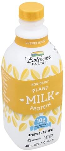 Bolthouse Farms Unsweetened Plant Milk - 48 oz