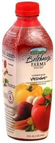 Bolthouse Farms Juice Blend Vegetable, Vedge