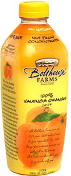 Bolthouse Farms 100% Valencia Orange Juice