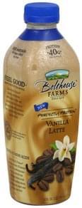 Bolthouse Farms Latte Vanilla