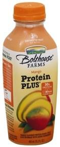 Bolthouse Farms Protein Shake & Fruit Juice Beverage Mango