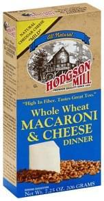 Hodgson Mill Macaroni & Cheese Dinner Whole Wheat