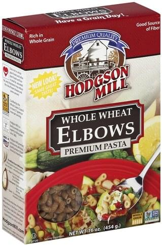 Hodgson Mill Whole Wheat Elbows - 16 oz