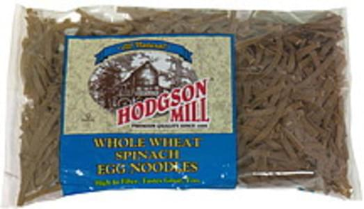 Hodgson Mill Egg Noodles Whole Wheat Spinach