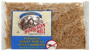 Hodgson Mill Pasta Ribbons Whole Wheat, Yolkless