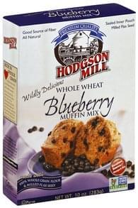 Hodgson Mill Muffin Mix Blueberry, Whole Wheat
