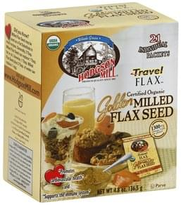 Hodgson Mill Flax Seed Golden Milled