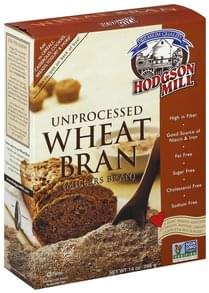 Hodgson Mill Wheat Bran Unprocessed