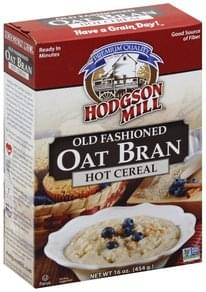 Hodgson Mill Hot Cereal Old Fashioned Oat Bran
