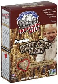 Hodgson Mill Steel Cut Oats Premium