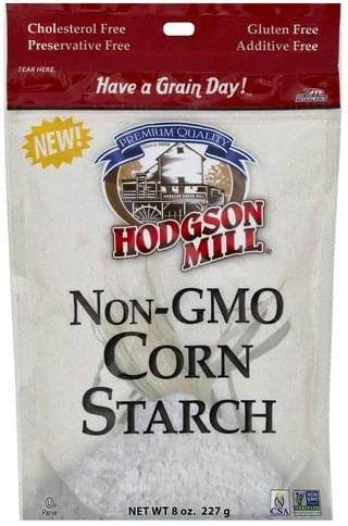 Hodgson Mill Non-GMO Corn Starch - 8 oz
