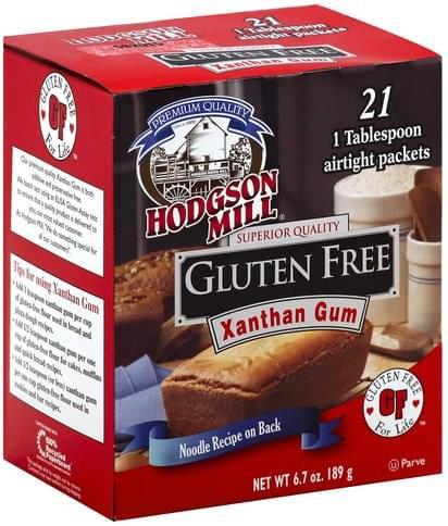 Hodgson Mill Gluten Free Xanthan Gum - 21 ea