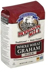 Hodgson Mill Graham Flour Whole Wheat
