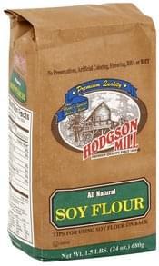 Hodgson Mill Flour Soy