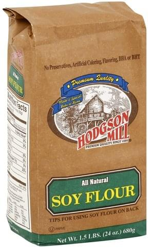 Hodgson Mill Soy Flour - 1.5 lb