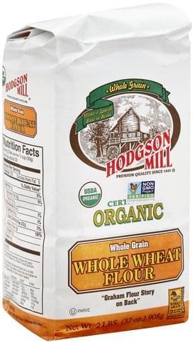 Hodgson Mill Whole Wheat Flour - 32 oz