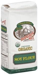 Hodgson Mill Soy Flour Certified Organic