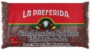 La Preferida Red Beans Central American