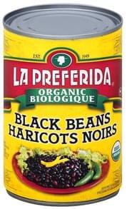La Preferida Black Beans Organic