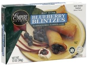 Empire Blintzes Blueberry