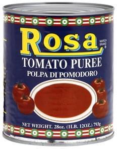 Rosa Tomato Puree