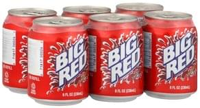 Big Red Soda Red