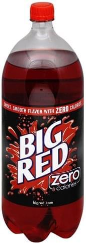 Big Red Big Red Soda - 2 l