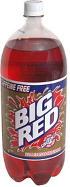 Big Red Red Soda Caffeine Free