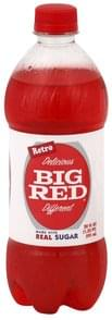 Big Red Red Soda Retro
