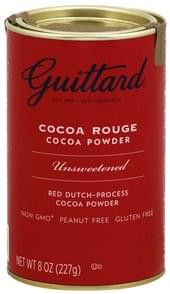 Guittard Cocoa Powder Cocoa Rouge, Unsweetened
