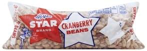 Hayes Star Cranberry Beans