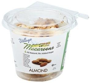 Village Macaroons Macaroons Almond