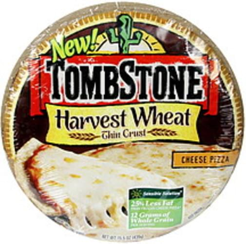 Tombstone Thin Crust Cheese Pizza - 15.5 oz