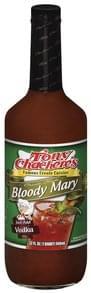 Tony Chacheres Bloody Mary Creole Style