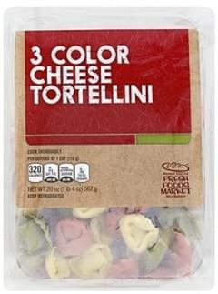 Harris Teeter Tortellini Cheese, 3 Color